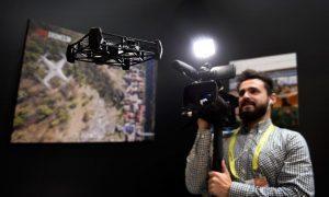 drone ces 2017 best drones consumer